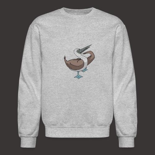 Boobie Bird Mating dance - Crewneck Sweatshirt
