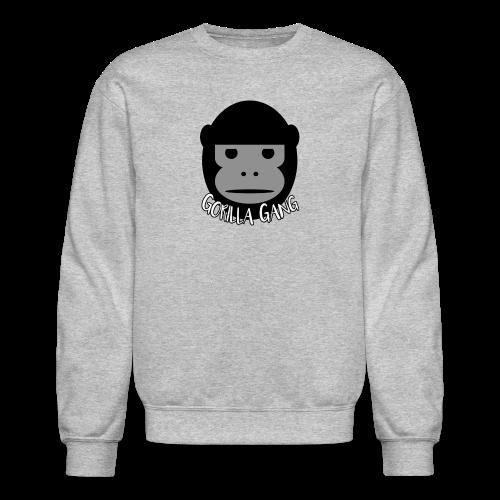 Gorilla Gang Original Insignia - Crewneck Sweatshirt