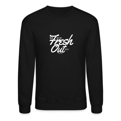 Fresh Out Beats Logo 24 - Crewneck Sweatshirt