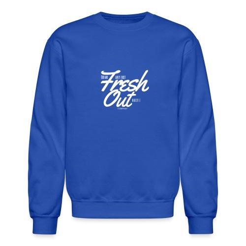 Fresh Out Beats Logo 24 - Crewneck Sweatshirt