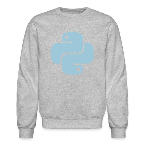 Python Logo - Crewneck Sweatshirt