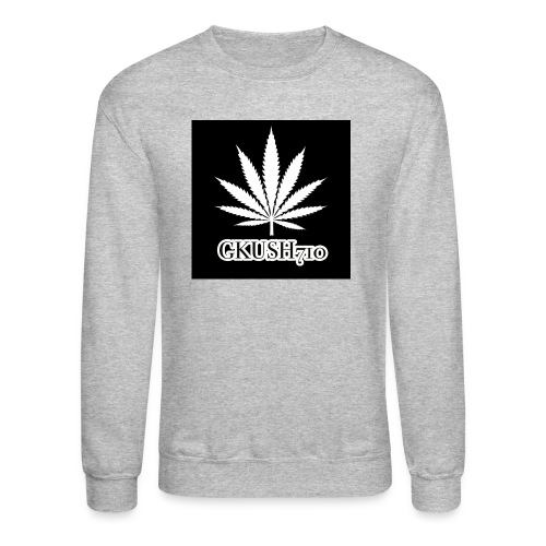 Weed Leaf Gkush710 Hoodies - Crewneck Sweatshirt