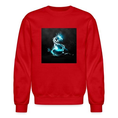 dragon light - Crewneck Sweatshirt