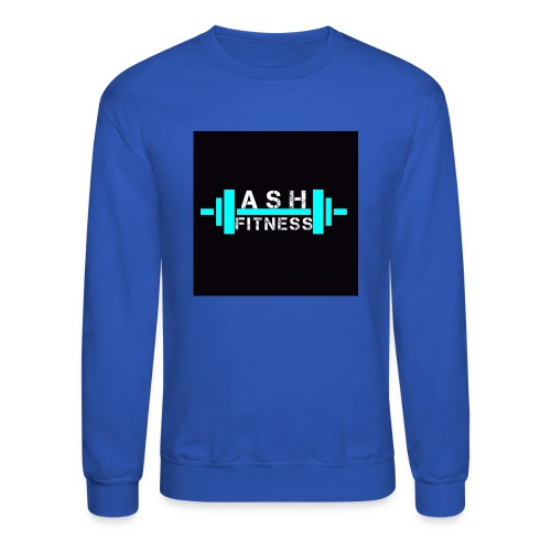 ASH FITNESS ACCESSORIES - Crewneck Sweatshirt