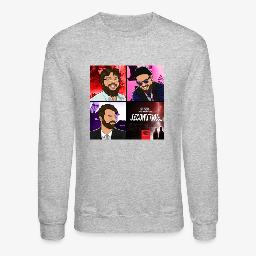 Second Take Cover - Crewneck Sweatshirt