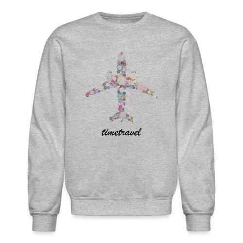 Time To Travel - Crewneck Sweatshirt