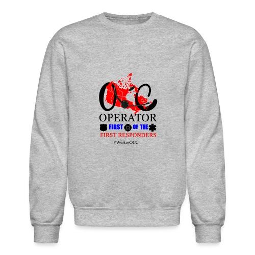 We Are OCC english - Crewneck Sweatshirt