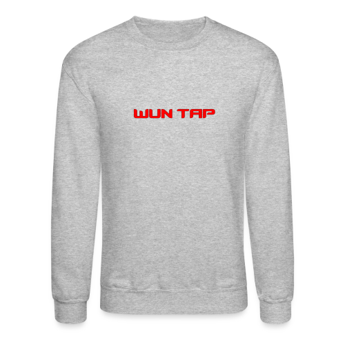 'Wun Tap' (Men's) - Crewneck Sweatshirt