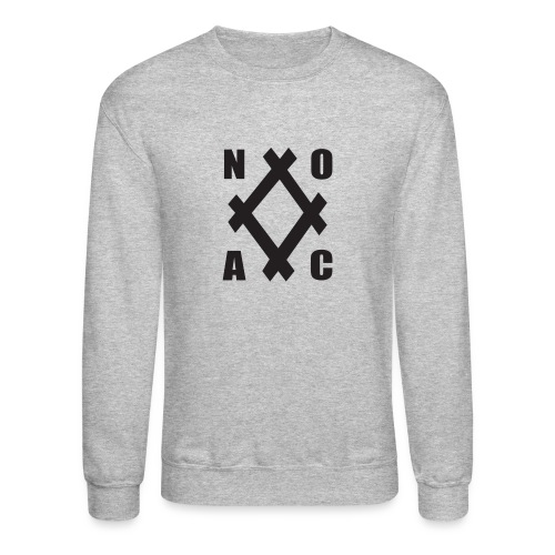 noac b diamond transparent - Unisex Crewneck Sweatshirt