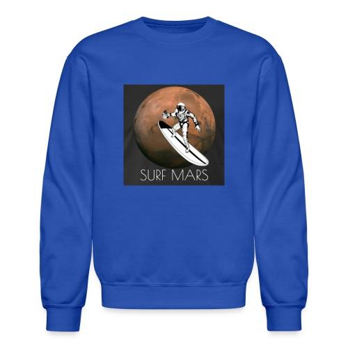 space surfer - Crewneck Sweatshirt