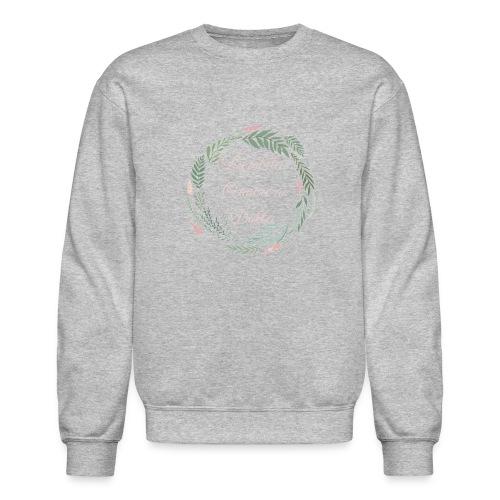 LOD Flower Wreath 1 - Crewneck Sweatshirt