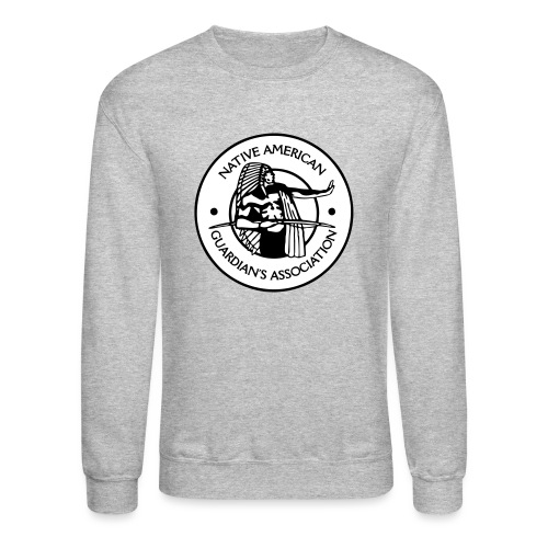 NAGA Logo - Unisex Crewneck Sweatshirt