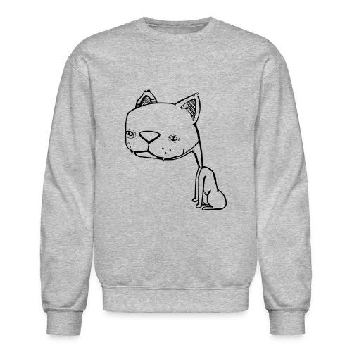 Meowy Wowie - Unisex Crewneck Sweatshirt