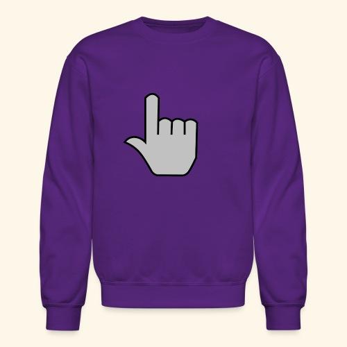 click - Crewneck Sweatshirt