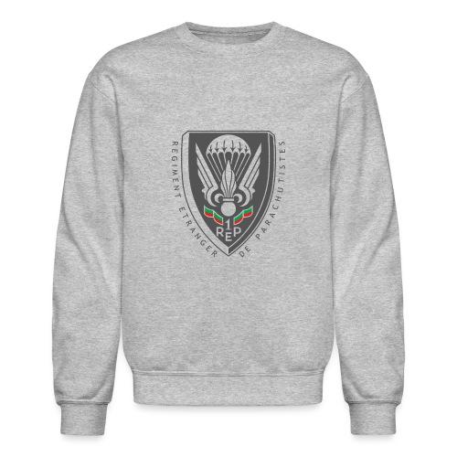 1er REP - Regiment - Badge - Dark - Crewneck Sweatshirt