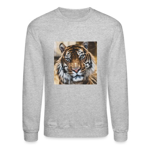 Tiger Vertigo - Unisex Crewneck Sweatshirt