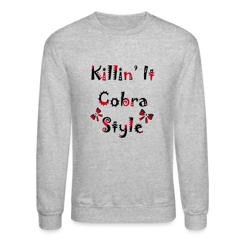 Killin' It Cobra - Crewneck Sweatshirt