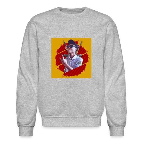 smoke - Unisex Crewneck Sweatshirt