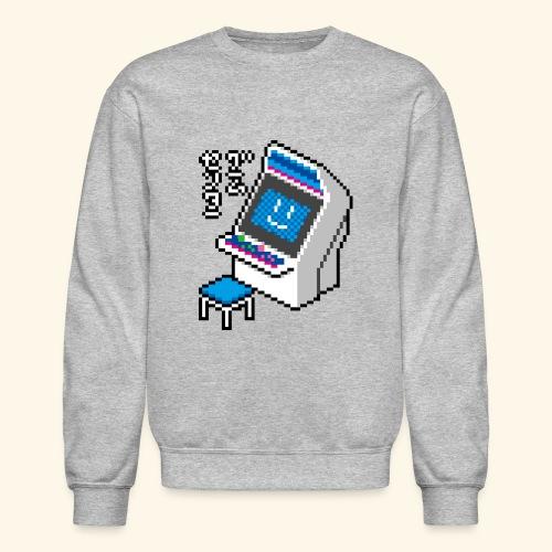 Pixelcandy_BC - Crewneck Sweatshirt