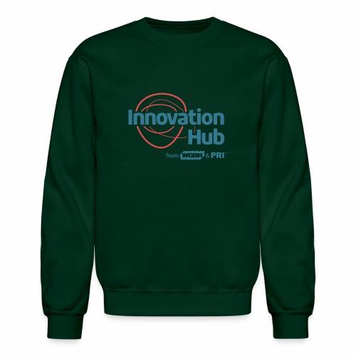 Innovation Hub color logo - Unisex Crewneck Sweatshirt