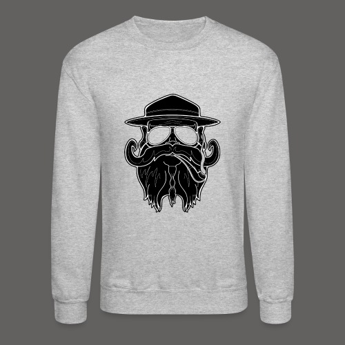 OldSchoolBiker - Crewneck Sweatshirt