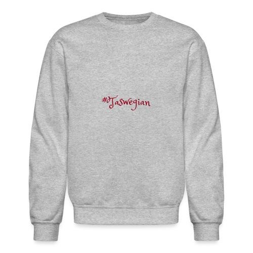 Taswegian Red - Unisex Crewneck Sweatshirt
