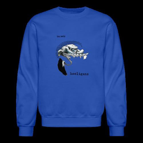 Lou Kelly - Hooligans Album Cover - Crewneck Sweatshirt
