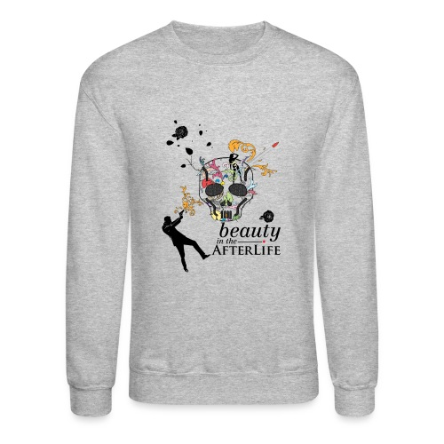 skull - Crewneck Sweatshirt