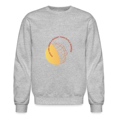 Sunset & Sunrise - Crewneck Sweatshirt