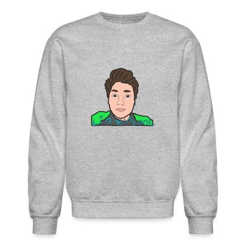 LiamWcool head tee - Crewneck Sweatshirt