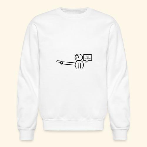 OMG its txdiamondx - Crewneck Sweatshirt