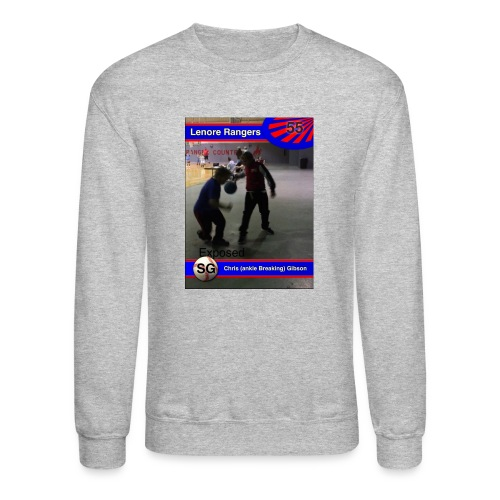 Basketball merch - Crewneck Sweatshirt
