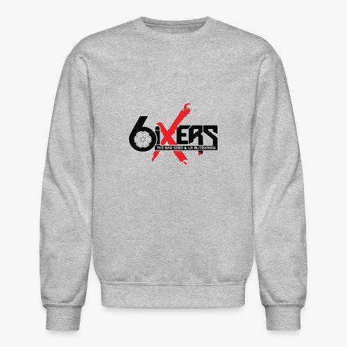 6ixersLogo - Unisex Crewneck Sweatshirt