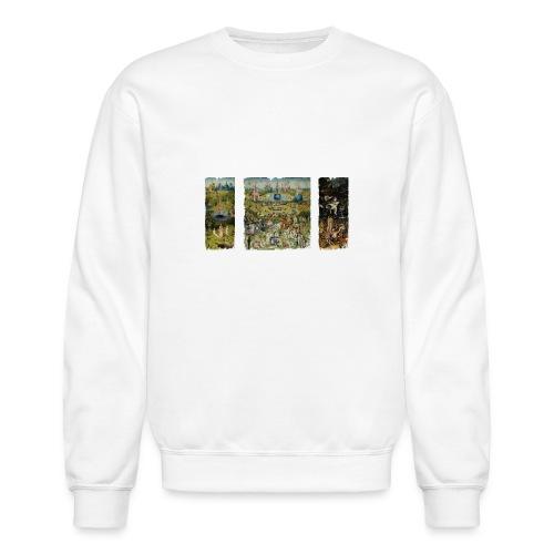 Garden Of Earthly Delights - Crewneck Sweatshirt