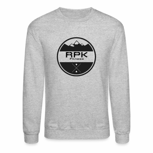 RPK Fit White - Crewneck Sweatshirt