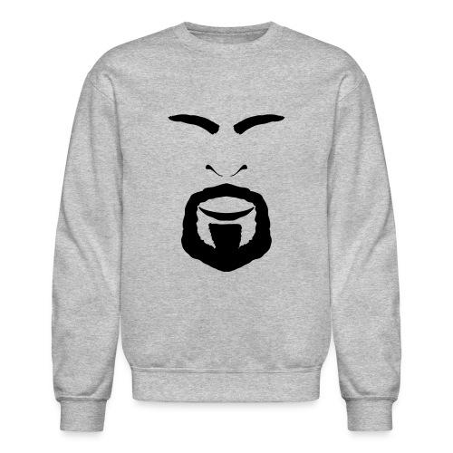 FACES_ANGRY - Crewneck Sweatshirt