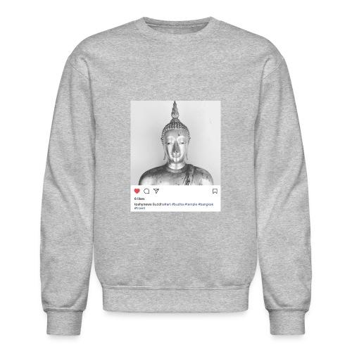BUDDHA - Unisex Crewneck Sweatshirt