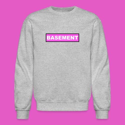 BOXED BASEMENT - Crewneck Sweatshirt