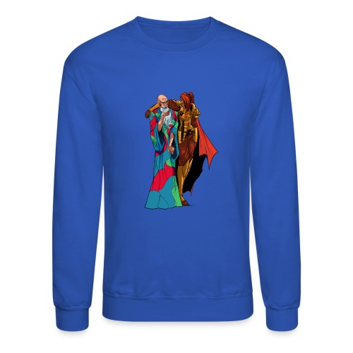 anjelicaPRO png - Crewneck Sweatshirt