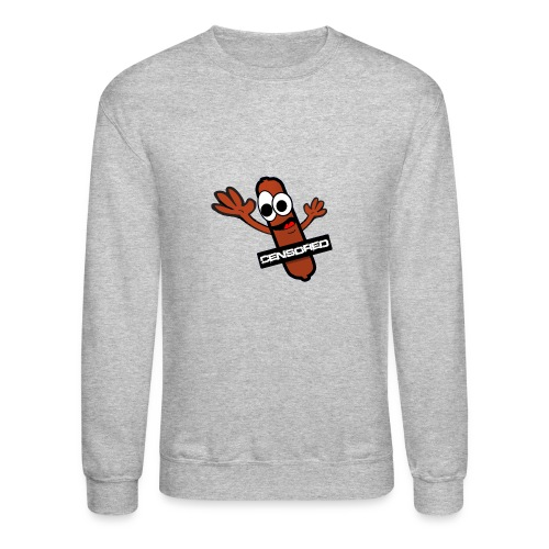 saucisson king png - Unisex Crewneck Sweatshirt