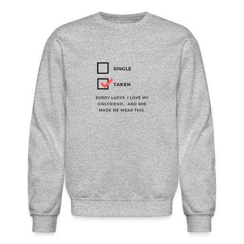 Taken1 - Crewneck Sweatshirt