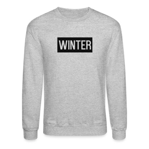 Winter x Sweatshirt - Crewneck Sweatshirt