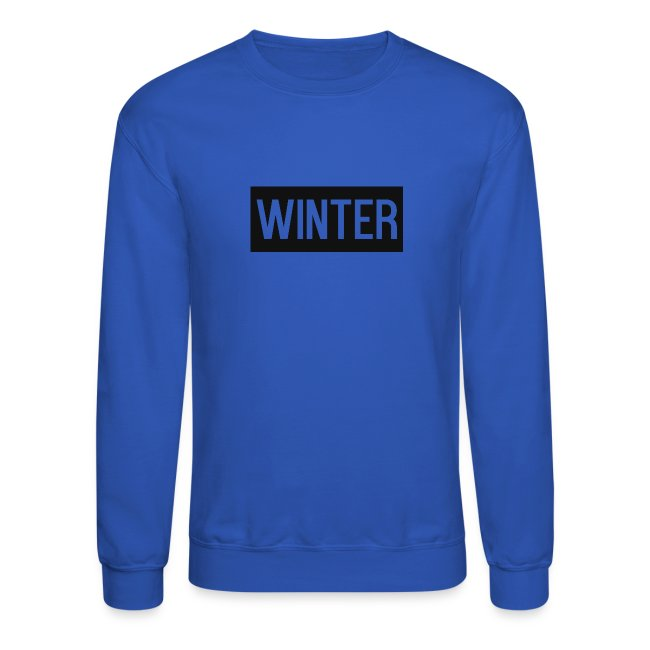 Winter x Sweatshirt