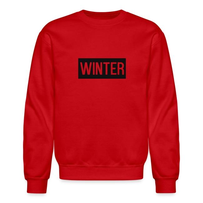Winter x Sweatshirt