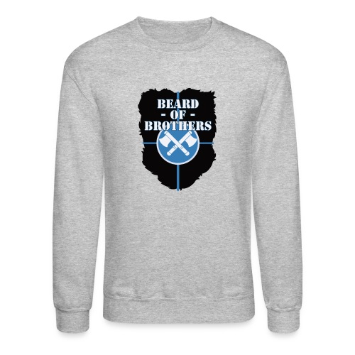 Beard Of Brothers - Unisex Crewneck Sweatshirt