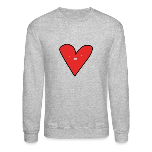 Heart - Crewneck Sweatshirt