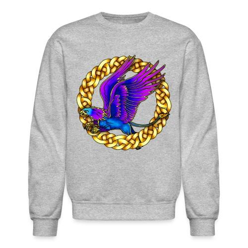 Royal Gryphon - Unisex Crewneck Sweatshirt