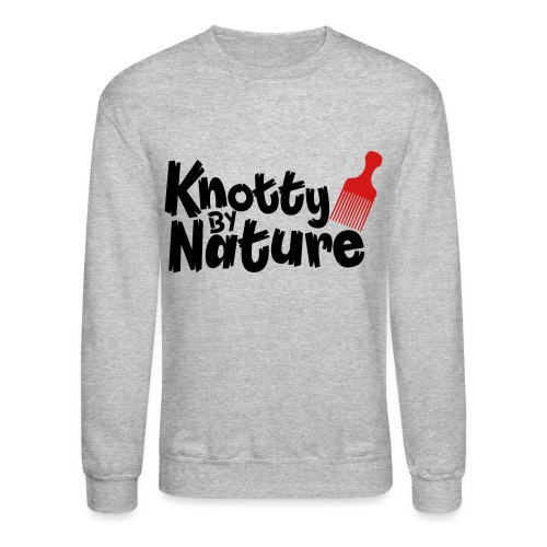 knotty2 - Crewneck Sweatshirt