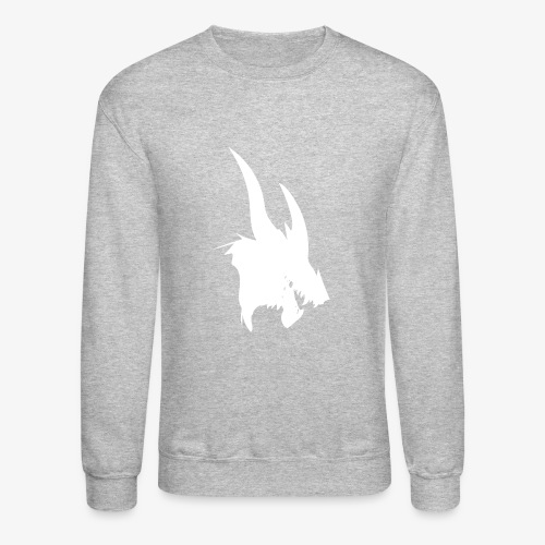 dragon sil - Crewneck Sweatshirt