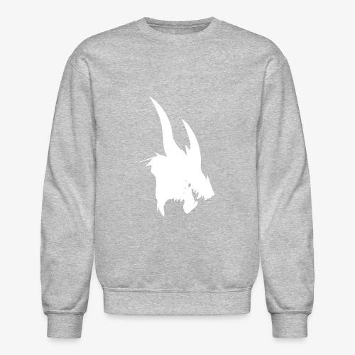 dragon sil - Unisex Crewneck Sweatshirt